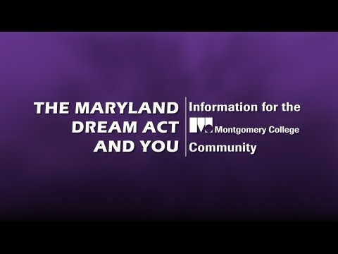 What Is The Maryland Dream Act