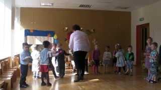 Праздник День Мамы в детском саду май 2013