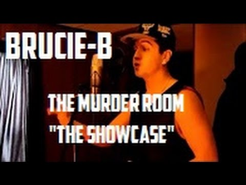 Brucie-B - The Showcase (Murder Room) NEW RAPPER KILLS BEAT (2016)