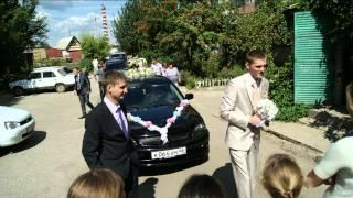 Видеооператор на свадьбу в Курске. Монтаж свадебного фильма, съёмка торжества.