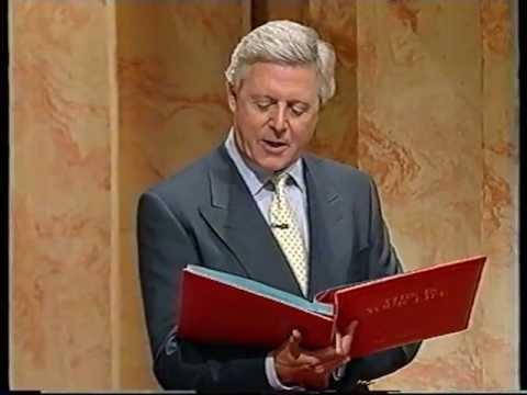 THIS IS YOUR LIFE-BERT WEEDON-ITV-1992