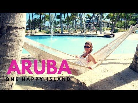 Aruba Travel Vlog and Hilton Resort