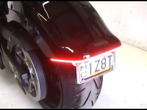 Yamaha Stryker Lights