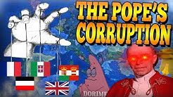 WHAT HAPPENS WHEN THE POPE JOINS A HOI4 MP GAME!? - HOI4 Multiplayer Italy