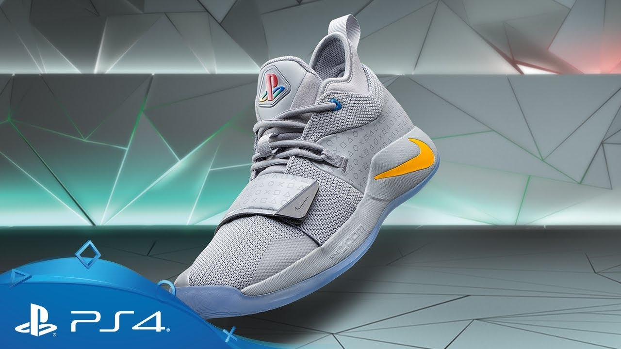 wholesale dealer 40224 ae684 Introducing new PG 2.5 x PlayStation Colorway sneakers