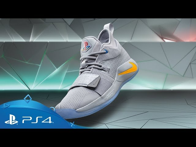 PlayStation + Paul George  Introducing the new PG 2.5 x PlayStation  Colorway sneakers from Nike - PlayStation.Blog.Europe ffb67ca65ae9