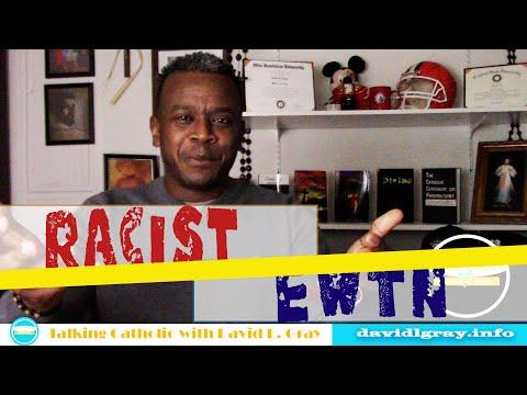 EWTN Accused of Racism for Firing Gloria Purvis