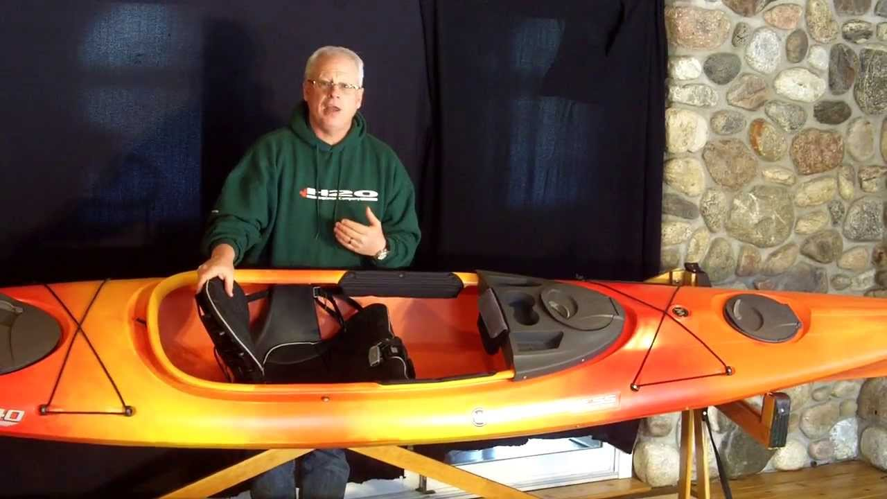 Wilderness Systems Pungo 140 Kayak Review Youtube