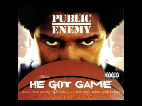 Public Enemy- Game Face