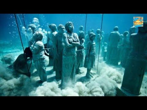 समुद्र में मिलें द्वारका नगरी के हैरान कर देने वाले सबूत। Evidence Of Underwater Lost City Dwarka