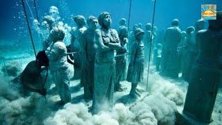 समुद्र में मिलें द्वारका नगरी के हैरान कर देने वाले सबूत Evidence Of Underwater Lost City Dwarka