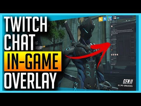 How To Get Twitch Chat IN-GAME With This Awesome FREE Software!