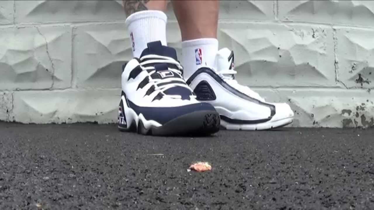 fila shoes grant hill 96 sneakers movie free