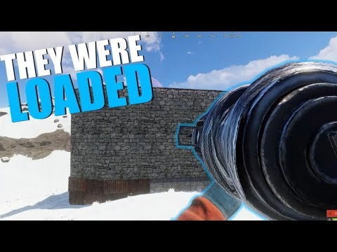 Rust - LOADED WIPE DAY RAID (Part 1/2) thumbnail