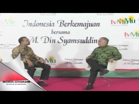 INDONESIA BERKEMAJUAN - Faktor Watak Yang Menunjang Kemajuan Bangsa