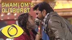 Swami Om's Shocking Outburst - Bigg Boss India | Big Brother Universe