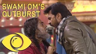 Swami Om's Shocking Outburst - Bigg Boss India - Big Brother Universe