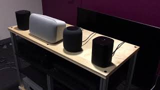 Get Smart: Apple HomePod, Google Home Max, Sonos One speakers
