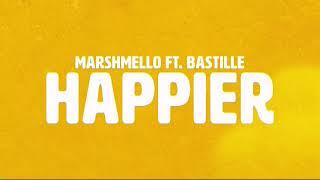 Marshmello ft. Bastille - Happier (Extended Mix)