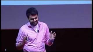 TEDxDubai 2011 | Ali Amarsy | What I have learnt from seduction