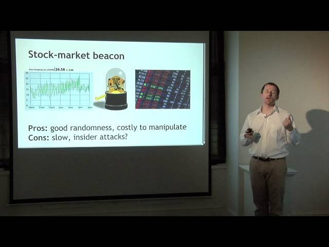 Lecture 9 — Bitcoin as a Platform