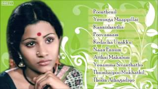Best of Shobha Tamil Film Actress | Hit Tamil Film Songs | K.J.Yesudas | S.Janaki | P.Susheela