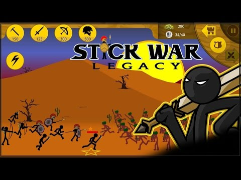 stick war legacy tournament guide