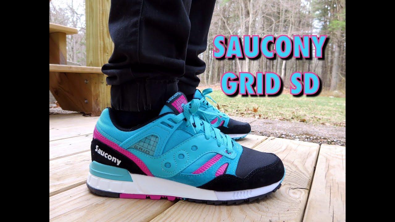 Saucony Grid Sd Blue