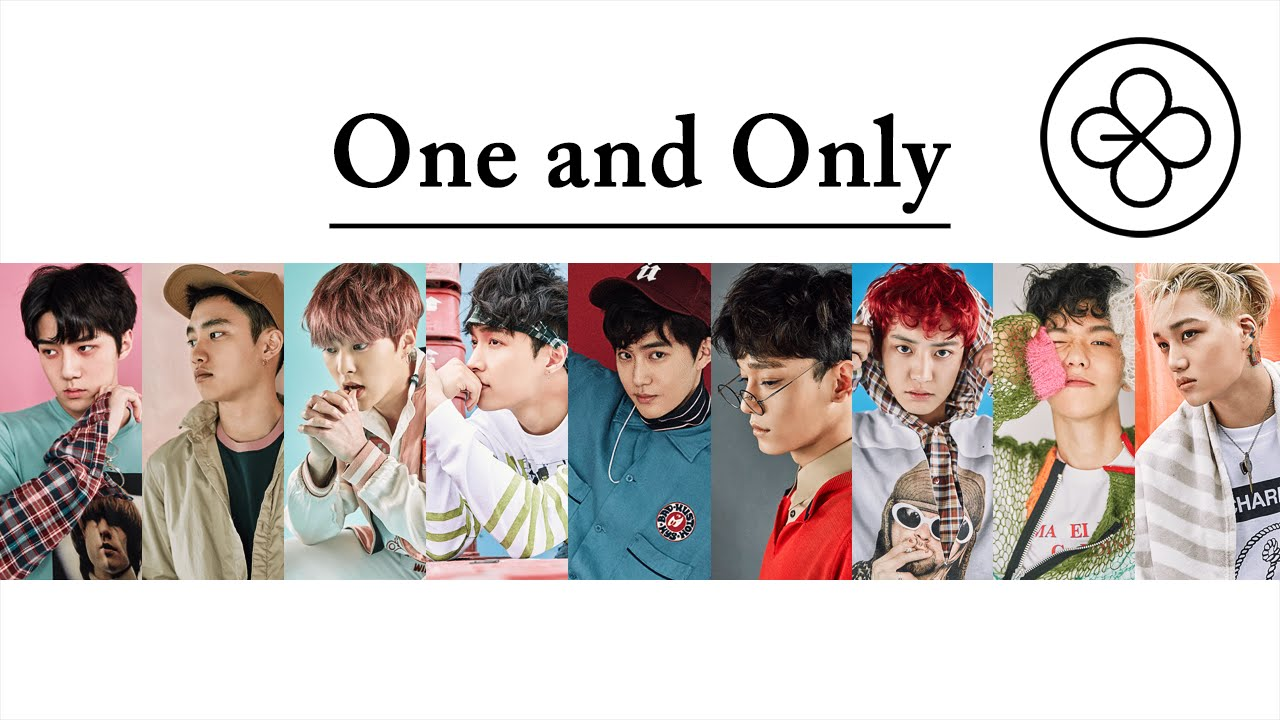 EXO – 玻璃魚缸 One And Only Chinese Version