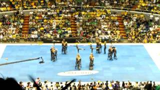 UP Pep Squad - UAAP Cheerdance Competition 2011 CHAMPIONS!