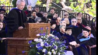 Cameron Munter, Pomona College 2012 Commencement