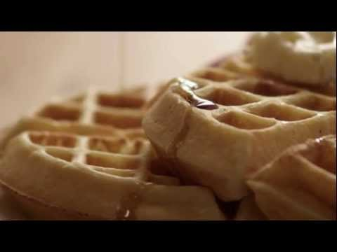 How To Make Classic Waffles | Allrecipes.com