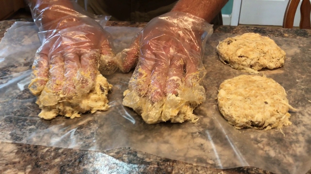 Best Crab Cake Recipe Youtube