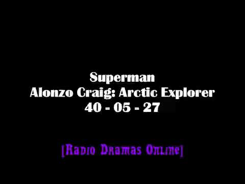 Superman   Alonzo Craig   Arctic Explorer 1940 May - June
