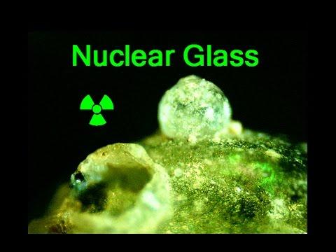 ☢Trinitite - Nuclear Glass!☢