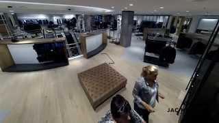Jac Hensen Flagshipstore Vernieuwd
