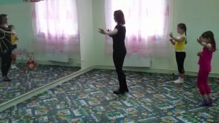 Открытый урок танцев в Детском клубе