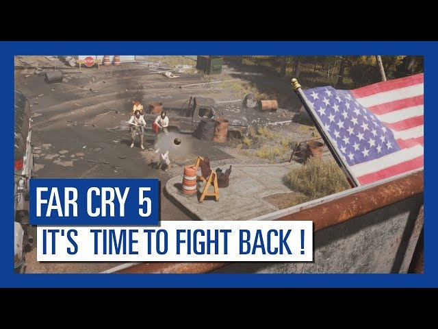 Far Cry 5: The Resistance | Trailer | Ubisoft