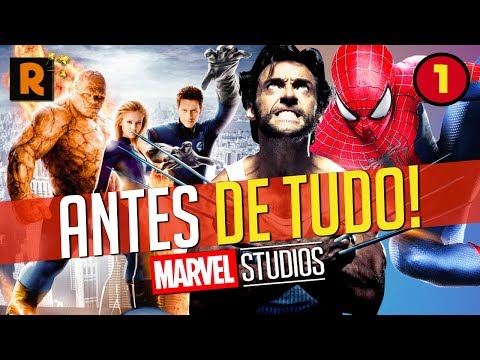 Playlist 10 Anos de Marvel Studios