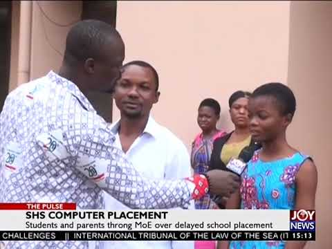 SHS Computer Placement - The Pulse on JoyNews (8-9-17)