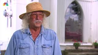 Full Interview: Arlo Guthrie Looks Back on Woodstock, 50 Years Later | NBC New York
