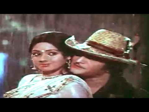 Aku Chaatu Pinda Thadise Full Video Song || Vetagadu ||  N.T.Rama Rao,Sridevi