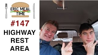 Eating on the road in Japan - Eric Meal Time #147