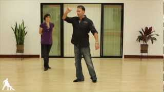 Beginner Cha Cha - Kurt Senser Instructional DVD Teaser