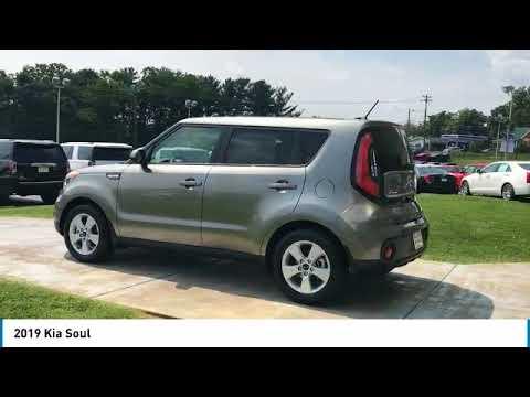 2019 Kia Soul New Rusty Wallace Auto Morristown, TN 423 586 1441 Live K5508