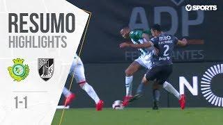 Highlights   Resumo: Vitória FC 1-1 Vitória SC (Liga 18/19 #23)
