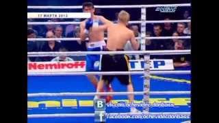 А.Спирко - абсолютный чемпион мира по боксу