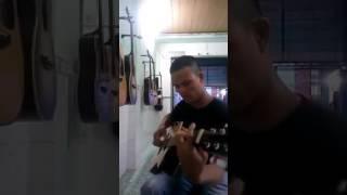 Solo Ngẫu Hứng Tại Lớp Học Đàn Guitar Thành Tài, Quận 8 (giasuthanhtai.net)