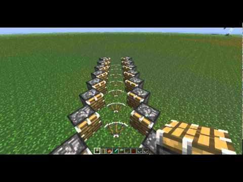 видео: Самое быстрое передвижение minecraft