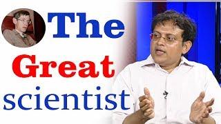 Discussion on Visionary Physicist Stephen Hawking | Babu Gogineni | | 10TV thumbnail